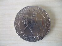 SILVER JUBILEE CROWN COIN