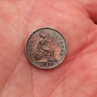 SCARCE 1838  VICTORIA FOURPENCE 4D GROAT  '8 OVER SIDEWAYS 8