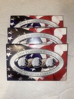 2004 2005 2006 PLATINUM EDITION STATE QUARTER COLLECTION W/B