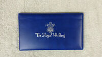 1981 ROYAL WEDDING OF CHARLES AND DIANA_FIRST DAY COVER/UNCI