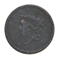 BETTER 1817 MATRON HEAD   US LARGE CENT PENNY COIN COLLECTIO