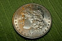 A1262,MORGAN SILVER DOLLAR,1898 P VAM 2B,R6 BU HIGH GRADE LDS
