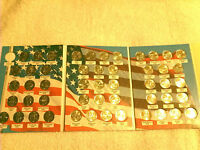 STATE QUARTERS UNCIRCULATED SET OF 50 DENVER MINT WITH ALBUM