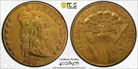 1807 $5 BUST RIGHT PCGS MS GENUINE XF DETAIL CAPPED BUST $5