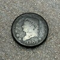 1809 CLASSIC HEAD VARIETY KEY DATE LARGE CENT