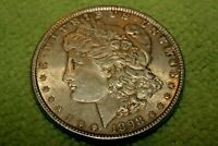 A1530,MORGAN SILVER DOLLAR,1898 P VAM 8 SELDOM SEEN VAM