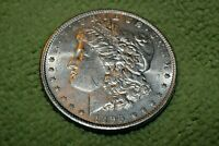 A1535,MORGAN SILVER DOLLAR,1896-P VAM-25,SELDOM SEEN VAM