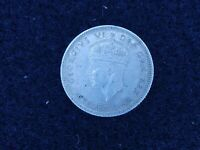 BS 72: CANADA NEW FOUNDLAND SILVER 10 CENTS DATED 1941 C