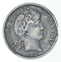 1895 O BARBER DIME   CHARLES COIN COLLECTION  775