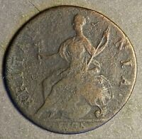 AUTHENTIC AMERICAN REV. WAR COIN 1775 1ST YEAR OF WAR 75C