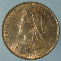 GEM RED & BROWN UNCIRCULATED 1896 VICTORY