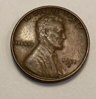 1931 S LINCOLN CENT WHEAT CENT