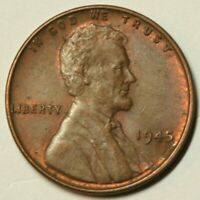 1945 LINCOLN WHEAT CENT AU CONDITION US COIN