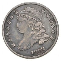 1832 CAPPED BUST DIME   CHARLES COIN COLLECTION  747