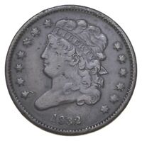 1832 CLASSIC HEAD HALF CENT   CHARLES COIN COLLECTION  710