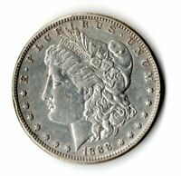 UNITED STATES SILVER DOLLAR 1888-S