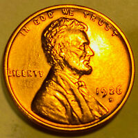 1926 D LINCOLN CENT CHOICE BU RED 2