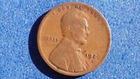 1926-D CIRCULATED LINCOLN CENT