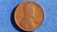 1927-D CIRCULATED LINCOLN CENT