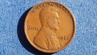 1927-P CIRCULATED LINCOLN CENT