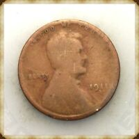 1911-D LINCOLN WHEAT CENT BETTER DATE CENT