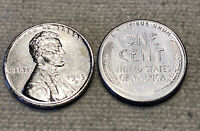 1943 S LINCOLN WHEAT CENT  MS/BU LINCOLN STEEL COIN