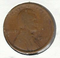 1918 US LINCOLN WHEAT CENT SMALL CENT