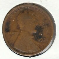 1921 US LINCOLN WHEAT CENT SMALL CENT