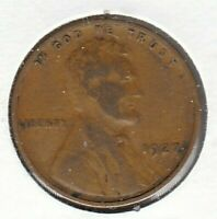 1927 US LINCOLN WHEAT CENT SMALL CENT