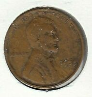 1935 US LINCOLN WHEAT CENT SMALL CENT