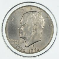SILVER SPECIALLY MINTED S MINT MARK 1976 S 40  EISENHOWER SI