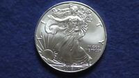 2018 1 OZ AMERICAN SILVER EAGLE CHOICE BU $1 COIN 1 TROY OUNCE .999 FINE SILVER