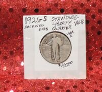 1926-S STANDING LIBERTY QUARTER- BETTER DATE