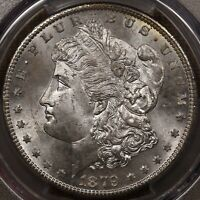 1879-S MORGAN DOLLAR, PCGS MINT STATE 66, SUPERB, HOLY $& COLOR DAVIDKAHNCOINS