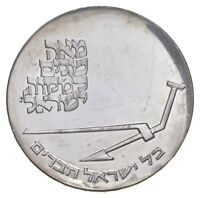 1970 ISRAEL 10 LIROT   CHARLES COIN COLLECTION  361