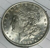 1889-P  PHILADELPHIA MORGAN SILVER DOLLAR 90 SILVER  -- GREAT INVESTMENT