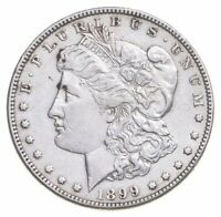 1899 MORGAN SILVER DOLLAR   VERY TOUGH   HIGH REDBOOK  45