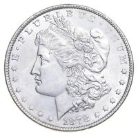 1878 8 TAIL FEATHER   FIRST YEAR   MORGAN SILVER DOLLAR