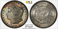 1903 MORGAN DOLLAR PCGS MINT STATE 65 VAM 1 CLOSED 9'S- AMAZING TONER