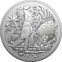2021 ROYAL AUSTRALIAN MINT   COAT OF ARMS   1OZ SILVER INVES