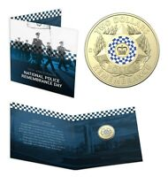 2019 AUSTRALIAN NATIONAL POLICE REMEMBRANCE DAY $2 COIN   'C
