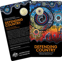 2021 DEFENDING COUNTRY INDIGENOUS MILITARY SERVICE $2 COIN