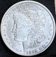 1895 O MORGAN SILVER DOLLAR EXTRA FINE  DETAILS KEY DATE NEW ORLEANS MINT COIN