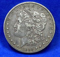 1895-O MORGAN SILVER DOLLAR - KEY DATE - L27