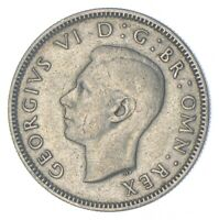 ROUGHLY SIZE OF QUARTER 1938 GREAT BRITAIN 1 SHILLING WORLD