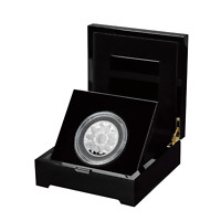 2021 QUEEN'S BEASTS COMPLETER UK 5 OZ SILVER PROOF READY TO