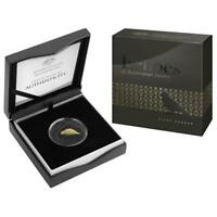 2019 NIGHT PARROT NICKEL PLATED SILVER $5.00 PROOF