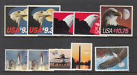 US FACE VALUE LOT $1.00   $14.00 TOTAL FV 262  FREE SHIPPING