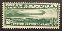 TDSTAMPS: US AIRMAIL STAMPS SCOTTC13 MINT LH OG SPOT THIN