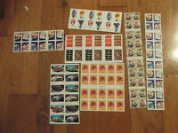140    37  CENT STAMPS $51.80  FACE VALUE BOOKLETS